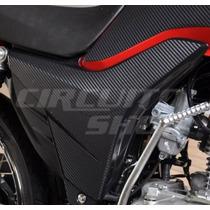 Adesivo Tuning Protetor Tampa Lateral Moto Honda Fan Ks 2014