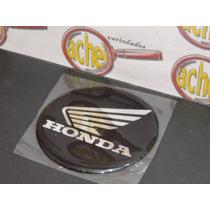 Emblema Resinado Tanque Asas Honda 51mm Cbr Fireblade Rr Hrc