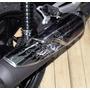 Adesivo Protetor Relevo Escape Moto Honda Fan Titan 150 >