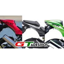 Adesivo Kawasaki Ninja 250r 300r Zx6r Rabeta O Par