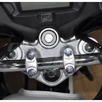 Protetor Mesa Adesivo Moto Honda Titan Fan 150 Partir D 2014