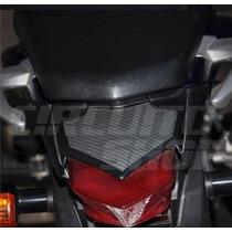Adesivo Protetor Rabeta Tuning Carbon Moto Honda Cb 300 R