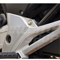Protetor Quadro Pedaleiras Alto Relevo Moto Honda Cb 300 R