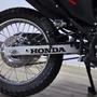 Par Adesivo Tuning Top Balança Moto Honda Bros 160 125 150
