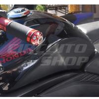 Protetor De Tanque Lateral Carbon Full Moto Honda Cb 300 R