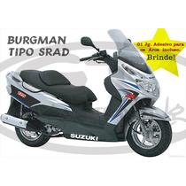 Adesivo Suzuki Burgman Tipo Srad (guga)