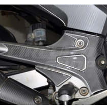 Protetor Quadro Pedaleira Tuning Relev Moto Yamaha Fazer 250