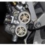 Adesivo Relevo Suporte Freio Yamaha Fazer 250 Frete Grátis