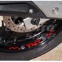 Adesivo Roda Refletivo Moto Yamaha Fazer 250 Tnt Fretegrátis