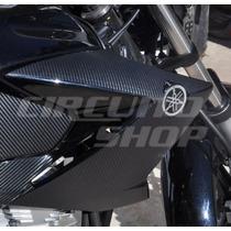 Adesivo Protetor Aba Moto Yamaha Fazer 250 2013 Frete Grátis