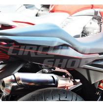 Adesivo Protetor Rabeta Tuning Moto Yamaha Xj6 Frete Grátis
