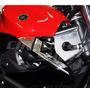 Adesivo Faixa Auto Relevo Moto Yamaha Xj6 2011 Cromado 600