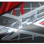 Faixa Adesivo Auto Relevo Resina Moto Honda Xre 300 Até 2011