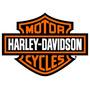 Kit 2 Adesivos Escudo Harley Davidson Resinado -alto Relevo.