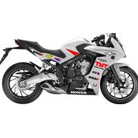 Kit Adesivo Honda Cbr 600f Cbr 650f Cbr 250 1000rr Moto Gp