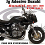 Adesivo Suzuki Banditi 600 650 1200 1250 Material Importado
