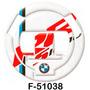 Protetor Boca De Tanque Adesivo Fuel Cap Para Moto S1000rr