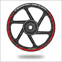 Kit Adesivo Refletivo Honda Twister + Frete Grátis Pac Sedex
