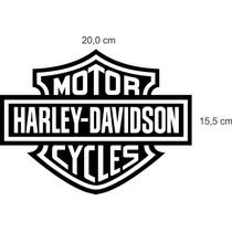 Adesivo Caminhonete Harley Davidson Frete Grátis + Brinde
