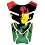 Adesivo Protetor De Tanque Bob Marley 3