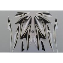 Adesivo Xtz 125x /2012 /2013 Branco