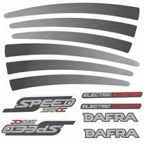 Kit Adesivos Dafra Speed 150 2008 2009 Todas Cores