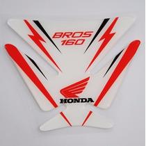 Protetor Tanque Tankpad M01 Moto Honda Bros 160 Frete Grátis