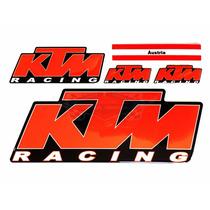 Kit Adesivos Ktm Racing (90020800)