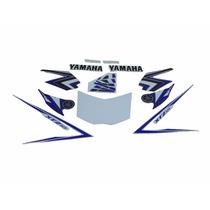 Kit Adesivos Yamaha Xtz 125 2010 Azul