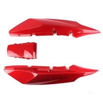 Rabeta Traseira Honda Twister 2008 Vermelha S/adesivo