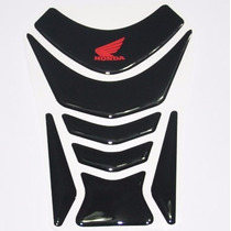 Protetor Tanque Tankpad Bk Relevo Moto Honda Cbx 250 Twister