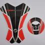 Protetor Tanque Tankpad + Bocal M3 Moto Honda Cb 500 F Cb500