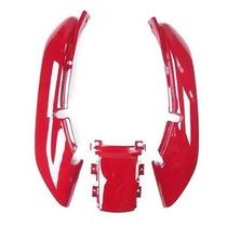 Rabeta Traseira Honda Titan125 98-99 Vermelha S/adesivo