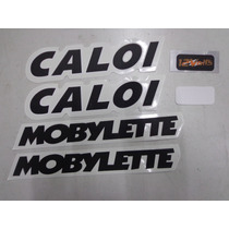 Jogo De Faixa Mobilete Caloi 2000