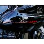 Adesivos Suzuki Bandit 1200s Jogo Completo Aço Escovado