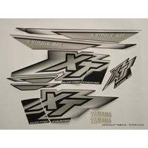 3m Kit Adesivos Gráficos Yamaha Xt 225 2001 1ª Linha