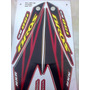Adesivo Moto Jogo Bros 150 Ks 2007 Vermelha Envio Gratis