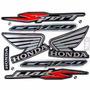 Adesivo Honda Titan150 Sport 2005 Preta Kit