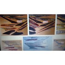 Kit Adesivos Xr250 Tornado 2003 2004 2005 2006 2007 2008