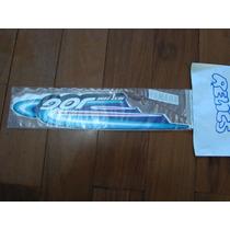 Adesivos Jogo De Faixas Yamaha Jog 50 Cc Azul 98/99