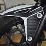 Adesivo Protetor Paralama Latera Tuning Moto Honda Cbr 500 R