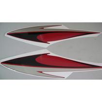 Adesivos Tanque Suzuki En125 Yes 2008 ( Todas As Cores)