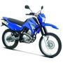 Kit Adesivos Yamaha Xtz 250 Lander 2008 Azul