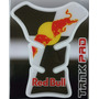 Adesivo Protetor De Tanque Resina Moto Red Bull