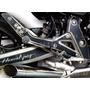 Adesivo Fibra De Carbono, Hornet Cb 600, Proteção Balança