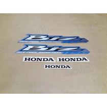 Kit Jogo Adesivo Honda Biz 125 Ks 2012 Prata Frete R$9,90