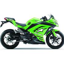 Motos Kawasaki Ninja 300r Modelo Japonês Adesivos