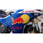 Adesivos Moto Esportiva - Red Bull - 2 Cores - Plotart