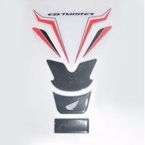 Protetor 3d Tankpad Tanque M1 Moto Honda Cb 250 Nova Twister