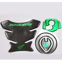 Adesivo Protetor Ignição Bocal Tanque Moto Honda Xre 300 M02